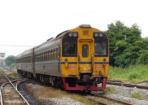 ranong-train