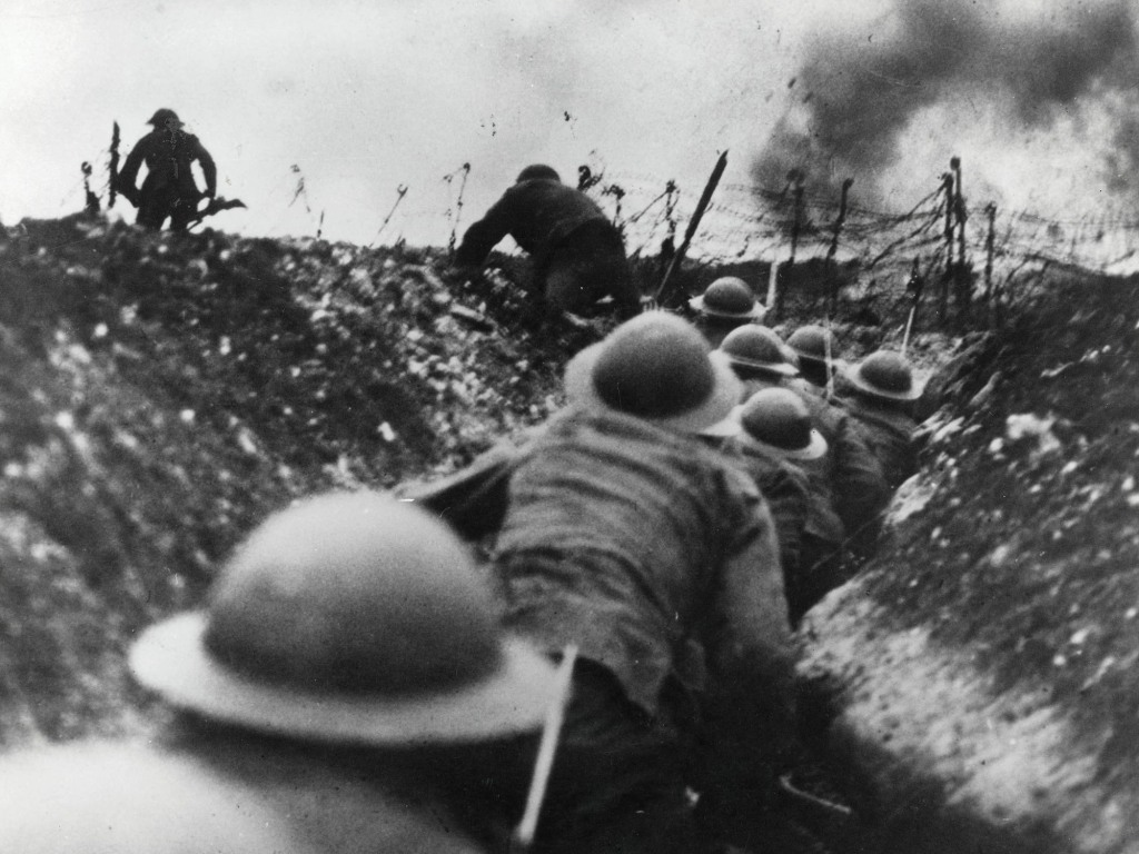 Somme-infantry